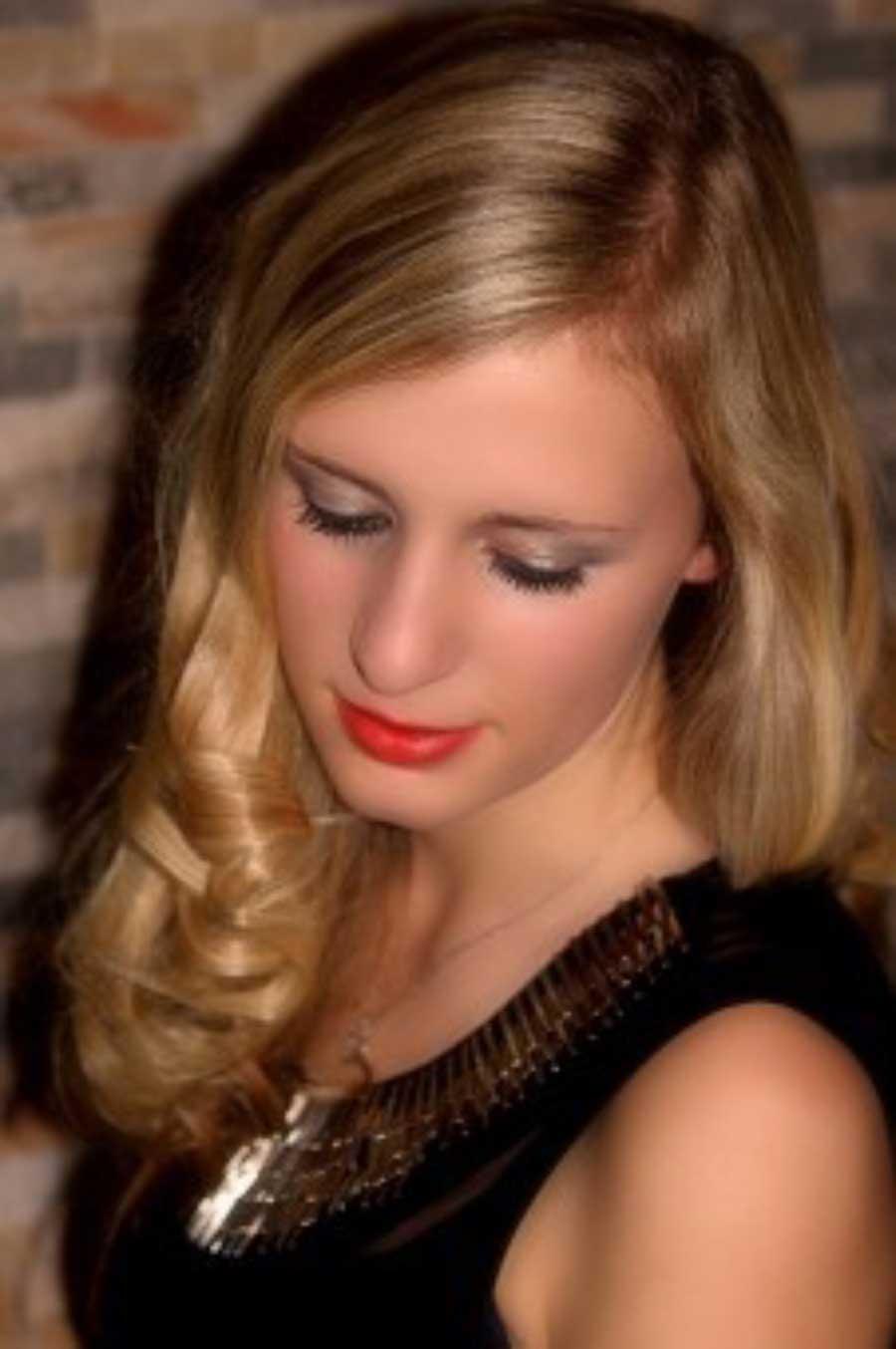 beauté : maquillage de soirée